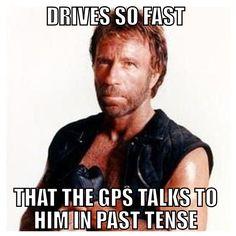 Chuck Norris jokes chucknorrismemes's photo on Instagram