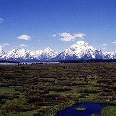 Sunset Magazine's Top Wow Spots of the Grand Tetons