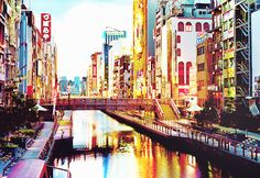 Japan.......lived there as a child....want to go back!