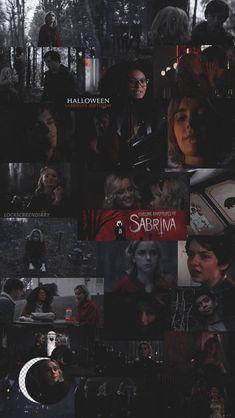 Series Movies, Tv Series, Kiernan Shipka, Sabrina Spellman, Night Aesthetic, The Dark World, Tumblr Wallpaper, Galaxy Wallpaper, Foto Art