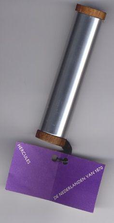 Koker Package Design, De Nederlanden van 1870 / Hercules, 1962
