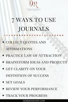 Discover the benefits of being more intentional with journaling. Learn how you can become a better version of yourself one day at a time with daily reflection. Bullet Journal Ideas Pages, My Journal, Bullet Journal Inspiration, Journal Writing Prompts, Writing Tips, Journal Topics, Writing Challenge, Affirmations, Vie Motivation