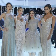 #SEVENTEEN Troian Bellisario, Ashley Benson, Lucy Hale, & Shay Mitchell