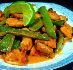 Quick-Fix Hurry Curry Chicken