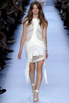 Givenchy Spring 2012   Paris Fashion Week