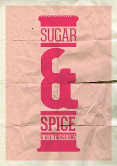 Sugar & Spice. GEARED SLAB by Ben Dalrymple, via Behance #typography #font #sugar