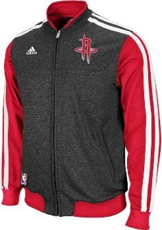 Houston Rockets Winter Court Jacket - Official Houston Rockets NBA Licensed Merchandise