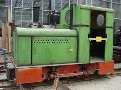 Deutz OMZ 122, SchBB - Schinznacher Baumschulbahn