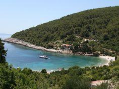 The village of my family the Posa's (Originally Posha) Dalmatia Croatia, River, Spaces, Outdoor, Outdoors, Outdoor Games, The Great Outdoors, Rivers