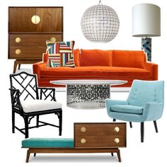 I'm feeling 'jiggy with it' retro style-esk  - Create your own room!