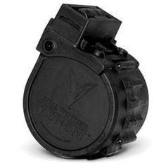 Adaptive Tactical Maverick 88 Security Pump Action Shotgun 12 Gauge 18.5 Barrel 2.75 Chamber 10 Round Sidewinder Venom Drum Magazine Adjustable Stock Black AT-00201