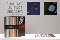 Les Couleurs: ANKER Professional Carpet Le Corbusier, Design, Color, Rugs, Colors