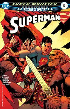 Superman (2016) #13 #DC @dccocmics #Superman Release Date: 12/21/2016