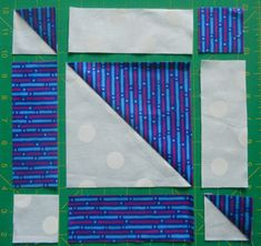 Disappearing HST's from abyquilts