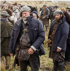 Outlander: New Short Trailer; Heading to ComicCon! – ThreeIfBySpace – Movies, TV News, Reviews, Interviews