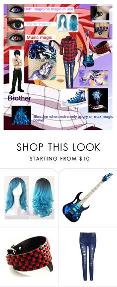 """Melody Fullbuster"" by suicidal-melody on Polyvore"