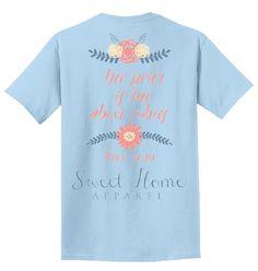 Sweet Home Apparel T-shirt Proverbs 31