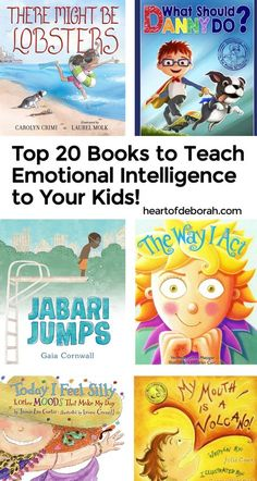 The BEST 20 Kid's Books to Teach Vital Social Emotional Skills - Must read books for preschool and toddler age children! Teach them social skills and social emotional skills with these 20 books recommended by a school psychologist. Emotional Books, Social Emotional Activities, Social Emotional Development, Emotional Kids, Teaching Emotions, Teaching Social Skills, Emotions Preschool, Social Skills Autism, Emotions Activities