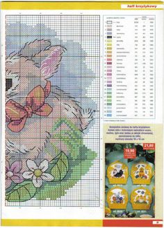 CS - Easter Chicks & Rabbit Page 2 of 2