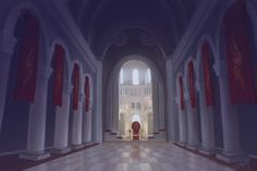 An early concept for a throne room in a university project I worked on Episode Interactive Backgrounds, Episode Backgrounds, Game Background, Animation Background, Dungeon Maps, Throne Room, Stucky, Fantasy Rpg, Game Art