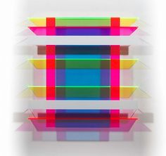 Until July 20th, 2014  Christian Haub, Float for Vence 2014, Cast acrylic sheet