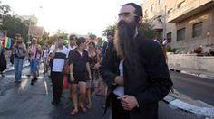 Ultra-Orthodox Jew Y