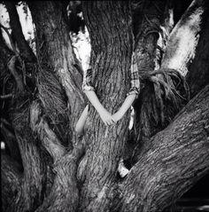 Tree Hugger Beautiful