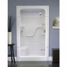 prefab shower stall home depot fiberglass shower stalls contact kitchen 1628