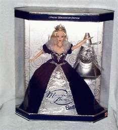 Holiday Millenium Barbie - 1999