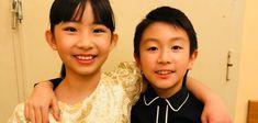 10 yaşındaki avustralyalı christian li ve 11 yaşındaki singapurlu chloe chua 2018 yılı menuhin keman yarışmasında birinciliği paylaştılar...