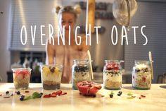Du bist ein absoluter Morgenmuffel, willst lieber länger schlafen, aber trotzdem nicht auf dein Frühstück verzichten? Wir haben die Lösung: Overnight Oats. Lea zeigt dir ihr Lieblingsrezept.