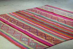 Handmade Peruvian Rug