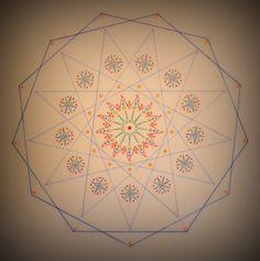 mandalas synchromystic - Mark Golding