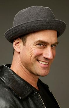 64fb25c852d Brief Interviews With Christopher Meloni   Photo Law and Order  Special  Victims Unit actor Christopher Meloni stopped in to pick up some goodies at  the ...
