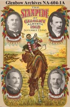 Inventory of archival records of the Calgary Exhibition and Stampede, a signature rodeo and fair held in Calgary, Alberta every summer. I Am Canadian, Canadian History, Rodeo, Calgary, Pop Art, Cowboy Art, Cowboy Pics, O Canada, Alberta Canada