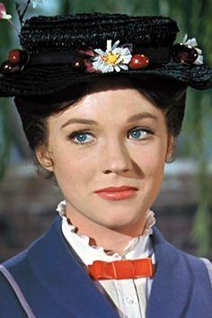 Lovely Julie Andrews.