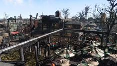 Fallout 4 Settlement Ideas, Retro Wallpaper Iphone, Post Apocalypse, Beautiful World, Fields, Funny Jokes, Sunshine, Trading Post