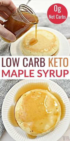 Low Carb Sweets, Low Carb Desserts, Low Carb Recipes, Cooking Recipes, Atkins Breakfast, Low Carb Breakfast, Breakfast Recipes, Keto Sauces, Low Carb Sauces