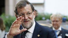 """Rajoy sobre la independencia de Cataluña: """"un vaso es un vaso y un plato es un plato"""""""