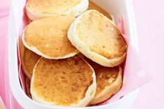 Apple Pikelets Recipe - Taste.com.au. These are a simple pikelet for the kids to make.
