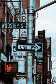 Love Wooster st in Soho! #NYCLove <3