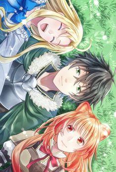 The Rise of the Shield Hero wallpaper Manga Anime, Anime Chibi, Otaku Anime, Kawaii Anime, Sword Art Online, Online Art, Fanart, Anime Lindo, Hero Wallpaper