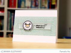 mama elephant | design blog: STAMP HIGHLIGHT: SENTIMENTAL BORDERS