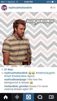 Rhett and link!