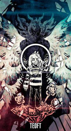 The Risen: God Asriel by Teoft
