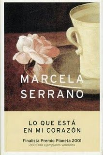 Lo que esta en mi corazon- Marcela Serrano