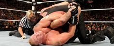 The reason why The Undertaker's victory over Brock Lesnar finished the way it did is because Vince McMahon felt that The Undertaker had to win the match, however he didn't want him to beat Lesnar clean. So they came up…