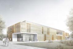Grundsteinlegung für Innovationszentrum in Senftenberg / Goldener Riegel - Architektur und Architekten - News / Meldungen / Nachrichten - Ba...