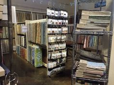 See the newly improved #Fabricut #showroom here at #WHDesignResource. We have rearranged the #fabrics and added work tables to the space. Come and see the new layout and all the #newfabrics from Fabricut, #CharlotteMoss, #Trend, #NateBerkus, #IsabelleDeBorchgrave, #SHarris, #Stroheim, and #Vervain! #ToTheTrade #InteriorDesign #InteriorDesigners #InteriorDesigner #Fabric #Architects #HomeDesign #CustomHome #FabricShowroom  For more information visit www.WHDesignResource.com