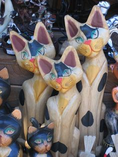Clay Cats - Nesebar, Burgas